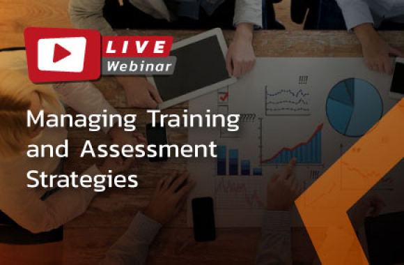 Managing Training and Assessment Strategies
